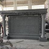 Mausoleum van het Graniet van China het Grijze