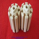 Peça cerâmica de venda superior do Cordierite refratário para mobílias da estufa