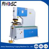 Máquina de perfuração profunda do CNC da garganta/máquina de estaca hidráulica da barra de ângulo
