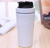 عالة بروتين رجّاجة [ستينلسّ ستيل] [وتر بوتّل] بروتين يمزج فنجان