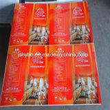 Les emballages alimentaires en métal de l'impression feuille de fer blanc de la plaque d'étain plaine d'acier