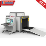 급행 회사 SA10080를 스캐너를 검사하는 화물 수화물 엑스레이 안전
