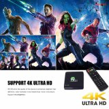 Android TV Box M8S-Mini RK3229 Quad Core Android 6.0 TV Box 4k*2K de la vidéo H. 265