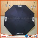 Parapluie promotionnel fait sur commande de golf de la publicité extérieure d'impression de logo