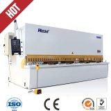 Platten-Ausschnitt-Werkzeugmaschine, hydraulische Blech-scherende Maschine