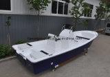 Bateau de fibre de verre de bateau de pêche de Panga de Liya 19FT petit