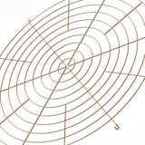 Пальцами металлический провод вентилятора Gurad крышки для промышленных электровентилятора системы охлаждения двигателя