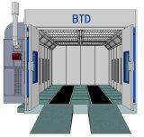 Btd автомобиль используется автомобильный ОКРАСКА ПИСТОЛЕТОМ для продажи с маркировкой CE