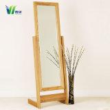 La stanza da bagno irregolare rispecchia lo specchio della finestra dello specchio della parete per la parete del salone
