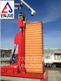 Giralingotti idraulici del contenitore da 20 FT per caricamento e lo scarico del contenitore
