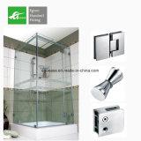 Accessori di vetro di Room&Bathroom dell'acquazzone dell'acciaio inossidabile di disegno moderno