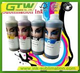 Tinta rápida a base de agua de la sublimación de Sublinova para la transferencia