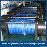 Corda sintética do guincho do trator da corda mais forte de grande resistência do extrator de ATV