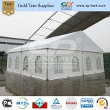 10x20m outdoor shelter Trade Show tente avec garnitures et les rideaux