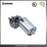 62mm de diámetro 24V 33rpm 6nm DC Motor de engranaje helicoidal