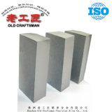 Plaque de soudage en métal dur vierge avec différentes formes sur Semi de l'usinage