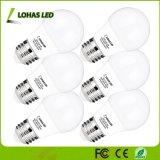 Ce RoHS Energy Saving Ampoule de LED 3W 5W 7W 9W Lampe de feu blanc froid