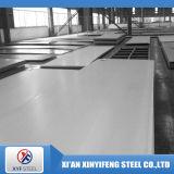 Feuille de plaque de l'acier inoxydable 304