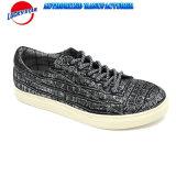 Neuer Farben-Entwurfs-beiläufige flache Schuhe mit Pearlized PU