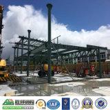 Instalação rápida Prefab Estrutura de aço Verde Conference Center