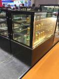 미닫이 문 공기 냉각 냉장된 케이크 진열장 또는 케이크 전시 냉각장치