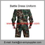 Uniforme Vestito-Militare di combattimento dell'esercito del camuffamento del Vestiti-Acu-Terreno boscoso della polizia