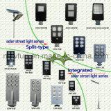 De gescheiden Zonne Groene Verlichting van de Straatlantaarn 30W