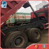 6X4 Vrachtwagen van de Stortplaats HOWO 336 PK 20 Cbm met Hw76 Cabine