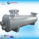 Para el uso Industriel Shell del agua, aceite y el tubo del intercambiador de calor de diseño 2018