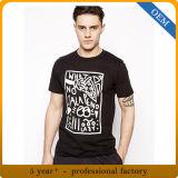 T-shirts estampés par Spandex fait sur commande de la rayonne 5% de l'adulte 95%