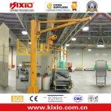 O manual do guindaste de patíbulo da coluna de Kbk gira 270 graus
