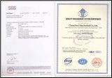 """AISI52100 ISO 승인되는 G100 1/8 """" 6mm 크롬 공"""