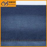 Van Katoenen van de Kleur 7.3OZ van de indigo de Stof van het Denim Spandex van de Polyester
