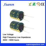 50V het elektrolytische Lage Voltage van de Hoge Frequentie van de Condensator
