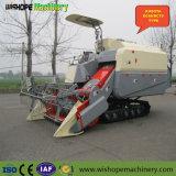 Paddy-Maschinen-Bauernhof-Maschinerie verwendete Gleisketten-Erntemaschine-Mähdrescher in Pakistan
