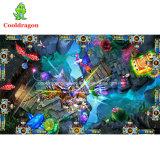 Máquina de juego video de juego de la pesca del vector de 6 de los jugadores pescados del cazador