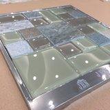 Камень нутряной стены и блок мозаики стекла (M855119)