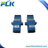 Tipo fijo óptico hembra del tabique hermético de fibra al atenuador femenino Sc/LC/FC/St/E2000/Mu Upc/APC