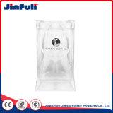 PVCプラスチックワイン・ボトルのアイス・ビールのクーラー袋