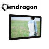 プレーヤー完全なHD LCDの広告プレーヤーのビデオによって非ブロック化される音楽プレーヤーLCDデジタルの表記を広告しているプレーヤーLEDを広告する22インチ
