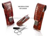 Insieme di manicure reso personale di vendita caldo del kit del chiodo dell'insieme completo