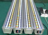 Wand-Unterlegscheibe-Licht-Doppeltes RGB-DMX LED rudert LED