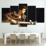 HD afgedrukte Elvis Presli die Elvis Presley het Canvas van het Beeld van de Affiche van het Af:drukken van het Decor van de Zaal van het Af:drukken van het Canvas schildert