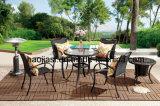 정원/안뜰 Rattan& 옥외/알루미늄 테이블 HS6080bdt