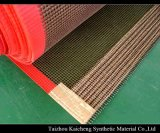 Cinghia della maglia del Teflon/applicazione più asciutta della cinghia