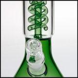 Helix Perc Vaso Cristal de tubos de agua fumar narguile