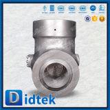 API Didtek598 Test ensamblada la válvula de retención de giro