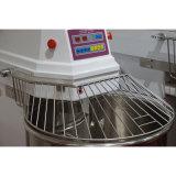 Misturador de massa 75kg 200L espiral de luxo com misturadores aprovado pela CE