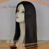 Kundenspezifisches brasilianisches Haar-unverarbeitete Perücke (PPG-l-0513)