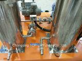 Lit Cop-S-10 10/machine minimum de purification d'huile de noix de coco de Vco Virgine